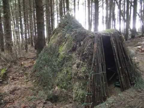 permanent survival shelter