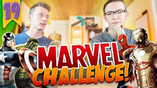 SKY vs FIN | EP 19 | MARVEL QUOTE CHALLENGE!!