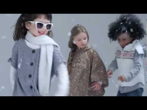 Gucci Fall/Winter 2012-13 Children's Collection