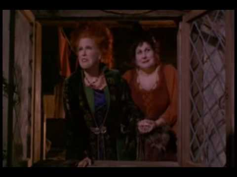 Hocus Pocus movie clips