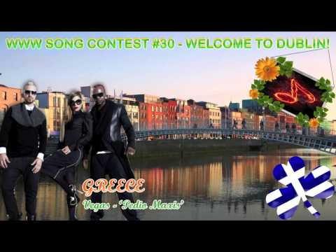 Www Song Contest #30 - Semi Final 1 Recap video