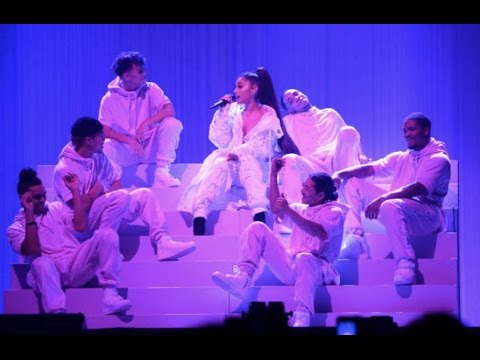 Knew Better Part 2/Forever Boy - Ariana Grande Live in Los Angeles at The Dangerous Woman Tour (HD)
