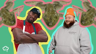 Action Bronson Isn't Happy with the Knicks' Season | How Hungry Are You?