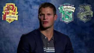 Famous Quartets: NHL Stars Try to Name The Houses at Hogwarts