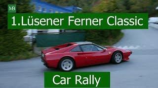 #1 Lüsener Ferner Classic Car Rally.