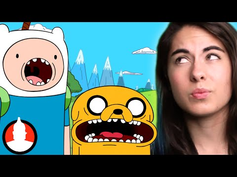 Top 5 Adventure Time Theories -  Cartoon Conspiracy (ep. 15) video
