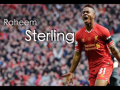 Raheem Sterling - King Of Midfield - 2015 ᴴᴰ