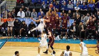 Watch all three of Loyola Chicago's game-winning shots