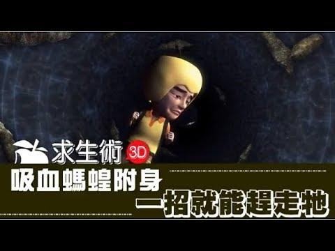 吸血螞蝗附身 一招趕走牠 | 60秒動知識 | 台灣蘋果日報