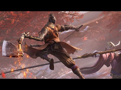 『SEKIRO: SHADOWS DIE TWICE』実機プレイ動画:「gamescom 2018」ビルド