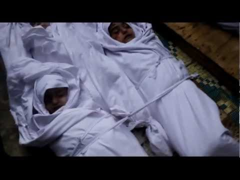 SNN | Syria | Aleppo | Scud Missiles Target Innocent Children | Feb 24, 2013