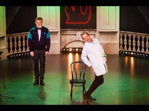 Kabaret Moralnego Niepokoju - Rehabilitacja (Official HD, 2015)