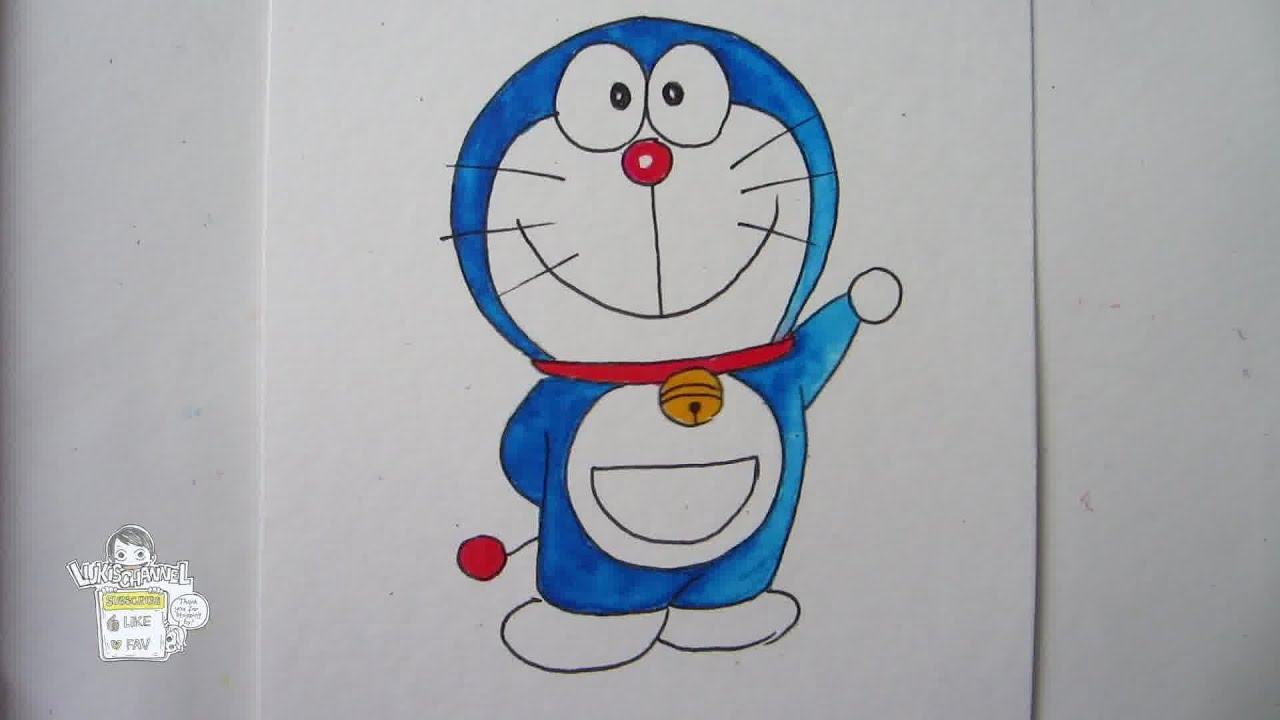 Soundtrack Doraemon Drawing How to Draw Doraemon