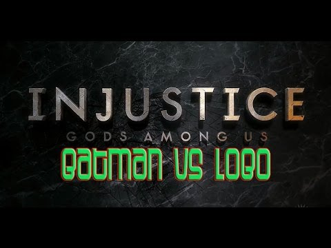 injustice gods  batman vs lobo