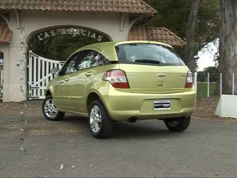 Routiere Test Chevrolet Agile LTZ Parte 1