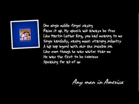 Blue October - Any Man In America