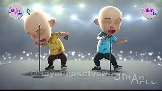 download lagu Al-ghazali - Kurayu Bidadari  Upin-Ipin Cover gratis