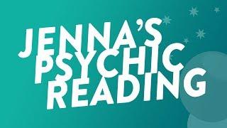 Fortune Teller Reads Jenna