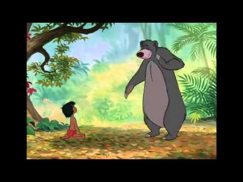 Книга джунглей (1967) - Трейлер мультфильма