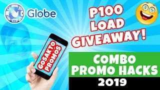How to get free load in globe hack 2019