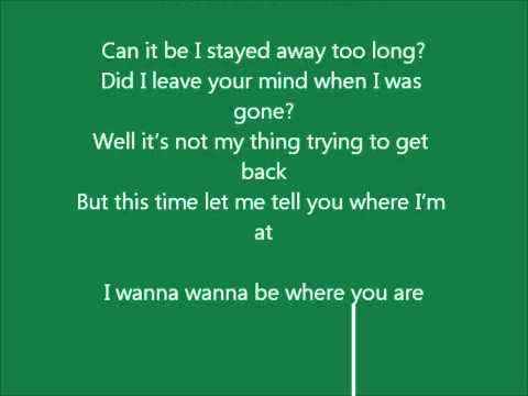 Cali Swag District - Where You Are -  Lyrics