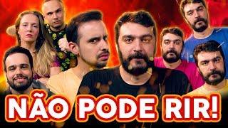 NÃO PODE RIR! - com 4 DIDI BRAGUINHAS de UMA VEZ!