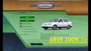 City Car Driving UNLOCK GAME, CARS, and MAP ! 100 % SAVE