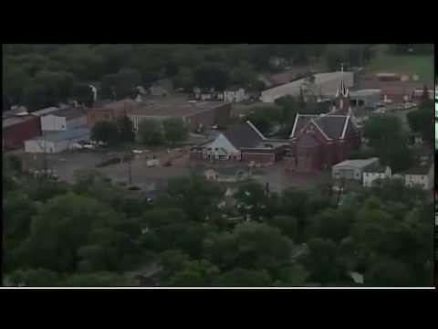 Tornado Damage - Meeker County