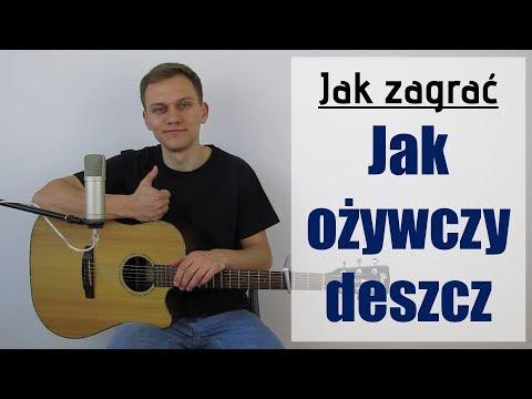 #131 Jak Zagrać Na Gitarze Jak Ożywczy Deszcz - JakZagrac.pl