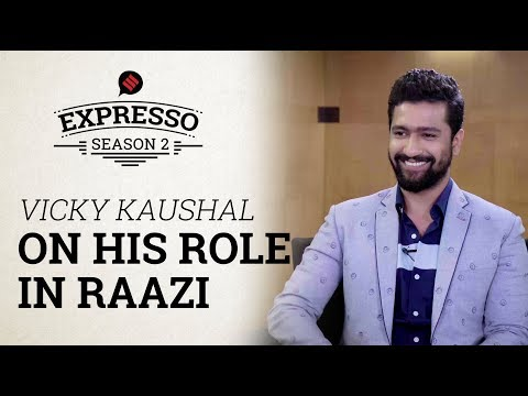 Vicky Kaushal On How He Landed The Role Of Iqbal In Raazi thumbnail