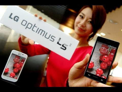 LG Optimus L5 II Dual - Двухсимочник с 4