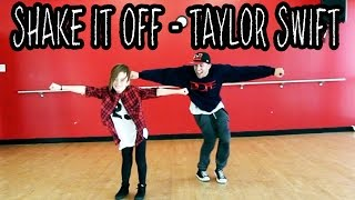 SHAKE IT OFF - Taylor Swift Dance | @MattSteffanina ft 11 y/o Taylor Hatala