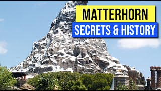 The Matterhorn | Disneyland Secrets and History
