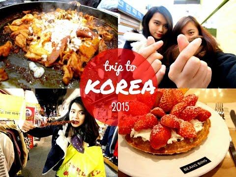 ✈等了一年的旅行Trip to Seoul, KOREA 2015