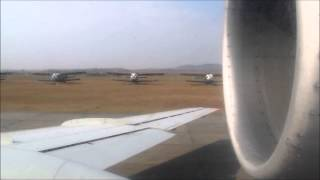 North Korea Aviation Tour 4 - Flying the Tu-134-B3 include a go around!