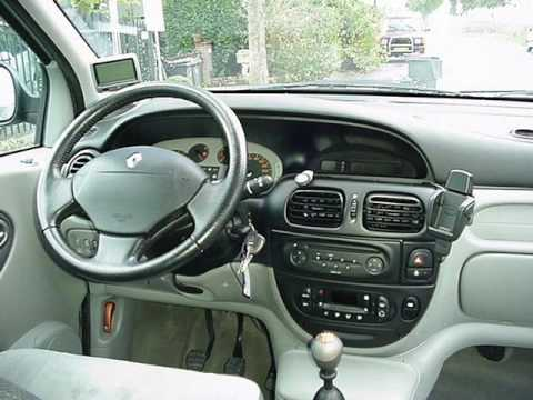 renault scenic rx4 1 9 dci 2002 youtube. Black Bedroom Furniture Sets. Home Design Ideas