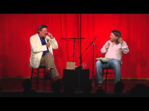 Richard Herring's Leicester Square Theatre Podcast - with Stephen Fry