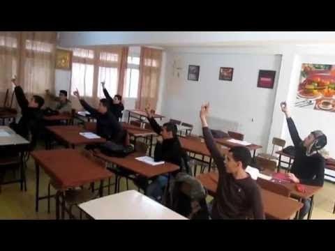 Sketch ,l'école algérienne ;  سكاتش, المدرسة الجزائرية [DZhappy]