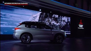2019 Geneva International Motor Show   Mitsubishi Motors