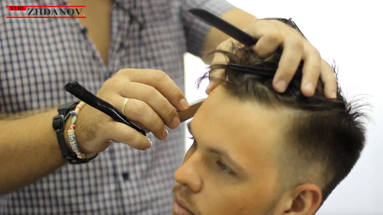 Фото мастер класс по мужским стрижкам