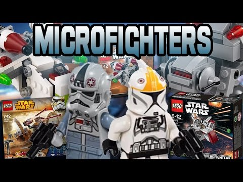 LEGO Star Wars 2015 : MICROFIGHTERS - ANALYSIS