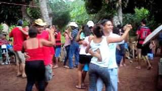 Dançando Rasqueado em Porto de Fora I