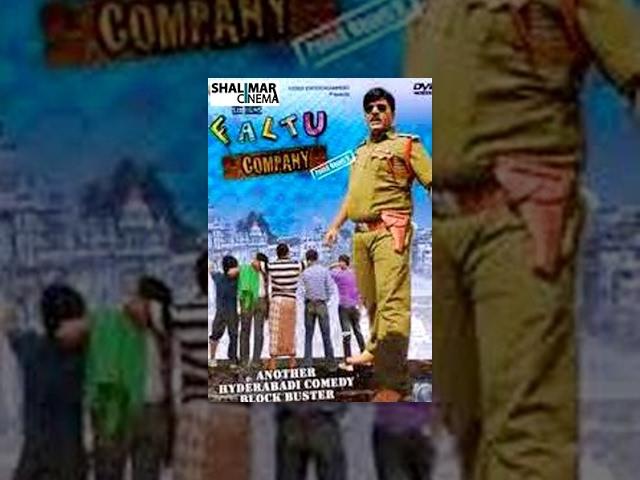 Stepney Hero Adnan Sajid Khan Faltu Company Full Length Hyderabadi Movie || Altaf Hyder