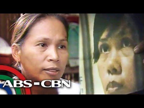 Mary Jane Veloso To See Mom, Kids Before Execution; Alleged Recruiter Ready To Face Any Probe video