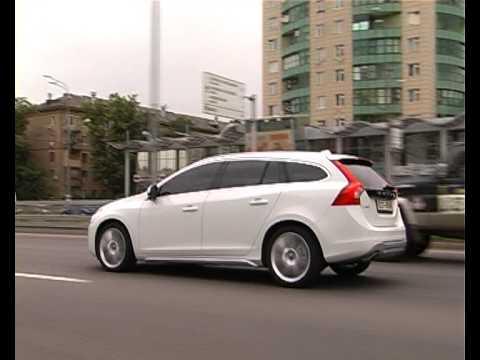 Тест-драйв Volvo v60 универсал
