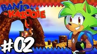 Banjo Kazooie (100% Run) | Part 2 | Treasure Trove Cove