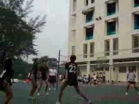2k Vball Interclass video