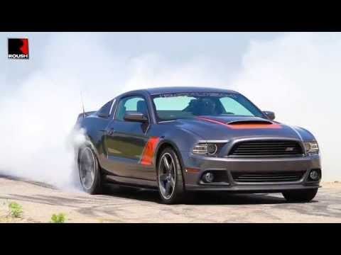 2014 ROUSH Stage 3 - Compound CT.421579 Validation test #230.569
