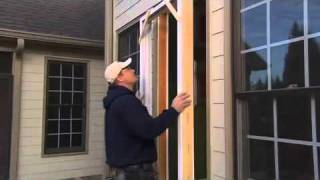 Replacing your windows and doors with a Marvin Authorized Installing Retailer