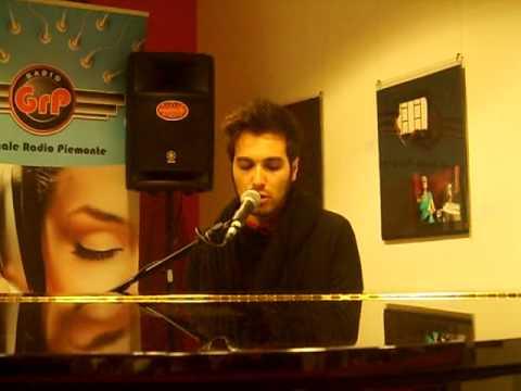 Antonio Maggio – Anche il tempo può aspettare @Feltrinelli Torino 28/02/2013